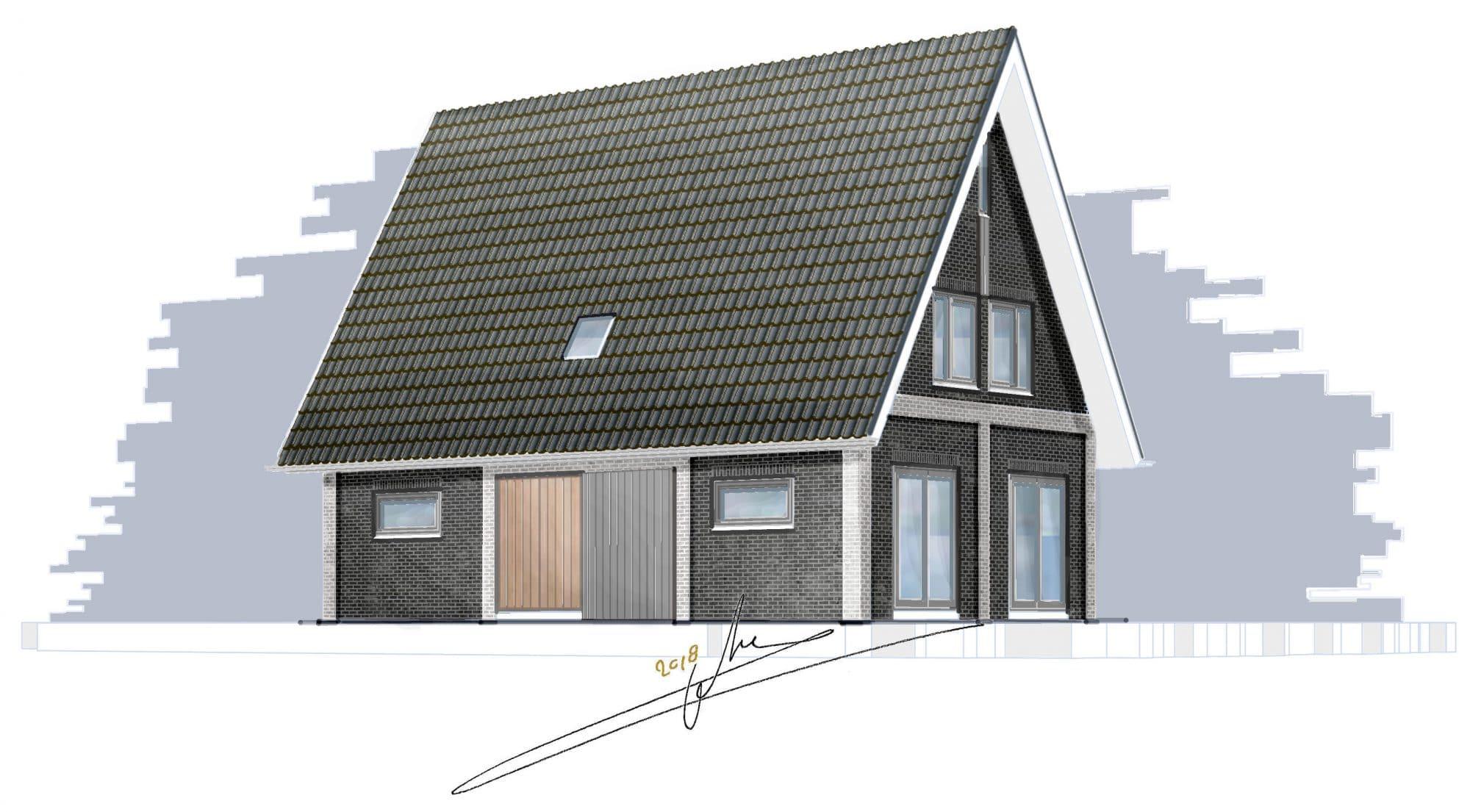 Moderne huizen bouwen allure bouw das thuiskomen!