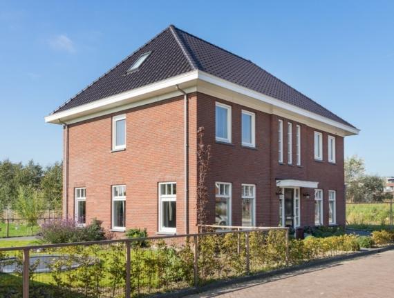 Klassiek herenhuis te Honselersdijk