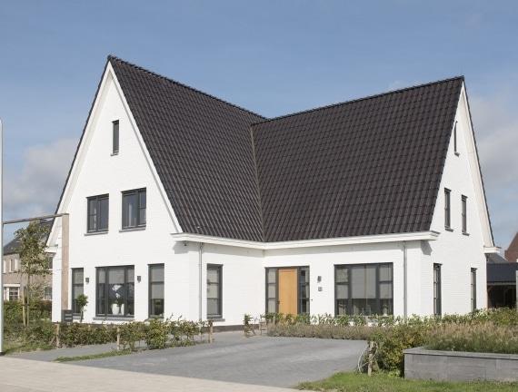 Landelijke woning te Dirksland