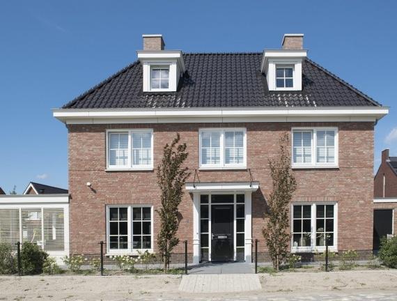 Klassiek herenhuis te Naaldwijk