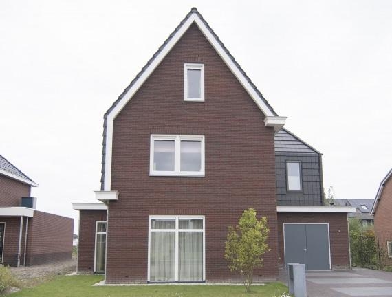 Jaren 30 woning te Rijswijk (Z.H.)