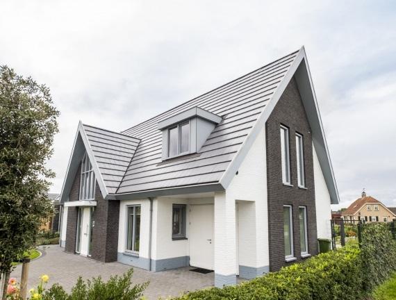 Moderne woning te Rijnsburg