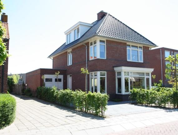 Jaren 30 woning te Noordwijkerhout