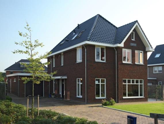 Jaren 30 woning te Dordrecht
