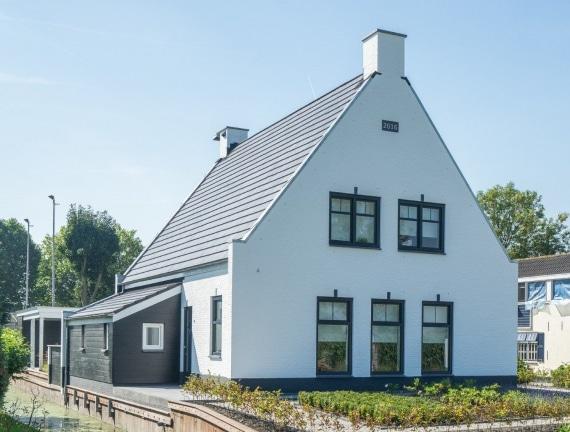 Cottage te Lekkerkerk