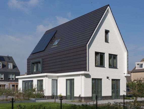 Vrijstaand Huis Bouwen : Vrijstaande woning bouwen allure bouw rijssen