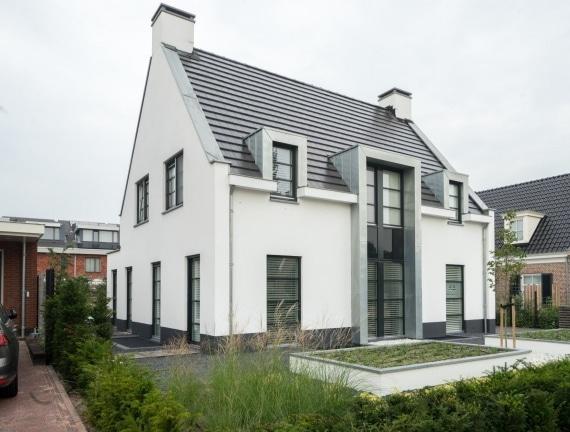 Moderne villa te Voorhout