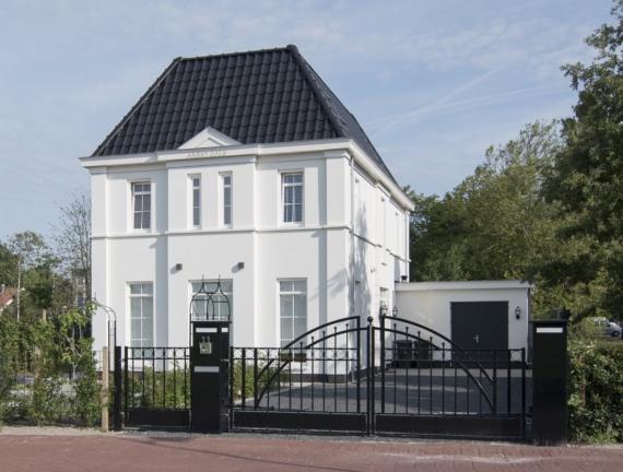 Klassiek herenhuis te Den Haag